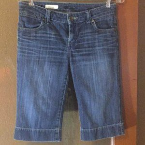 Kut from the Kloth Natalie Bermuda Denim Shorts 2